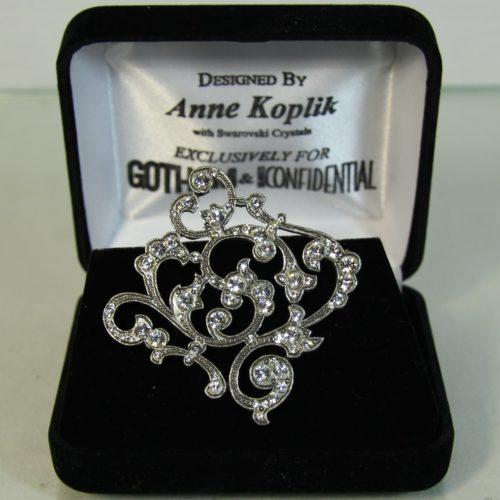 Broche Designed By Anne Koplik.