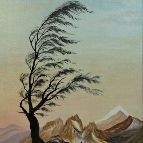 Peinture J.Buron