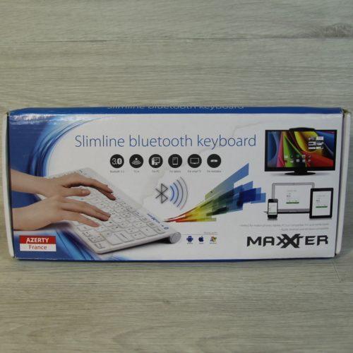 Clavier Bluetooth MAXXTER