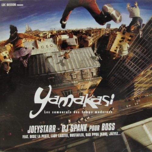 CD Yamakasi