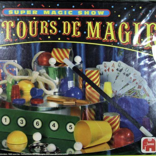 JEU : 100 TOURS DE MAGIE.