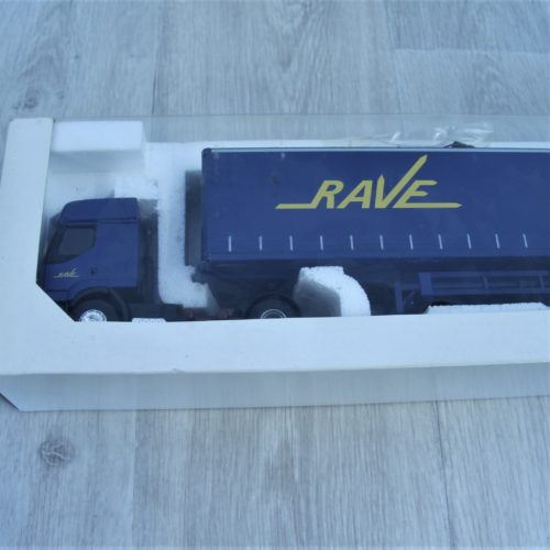 """CAMION TRANSPORTS """"RAVE""""."""