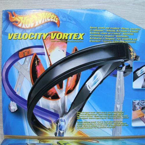 Hot wheels- Velocity Vortex.